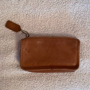 Coach Bags - Vintage Coach Leather Wallet or Clutch